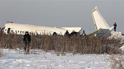 Passenger plane crash in Kazakhstan leaves at least 14 dead