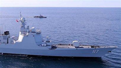 Iran-China-Russia naval drills show broader commitment to secure vital waterways: FM Zarif