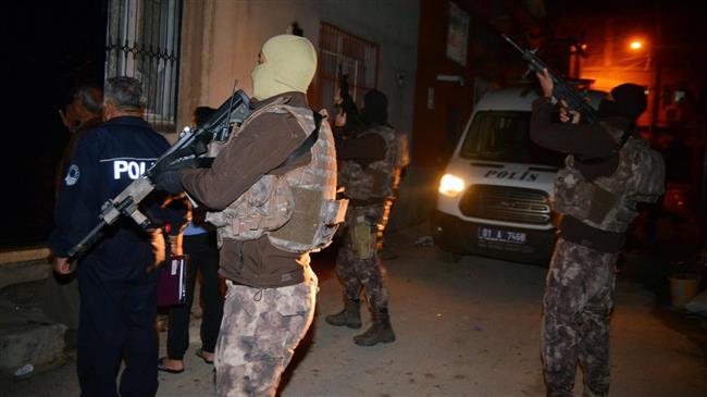 Turkish police detain 94 people suspected of having ties to Daesh