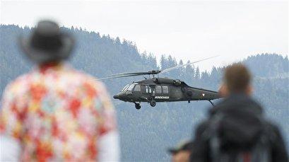 3 US soldiers killed in Black Hawk crash in Minnesota