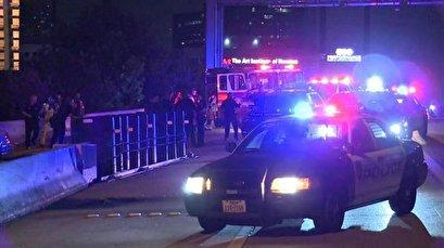 Two US officers shot dead in Texas, Arkansas
