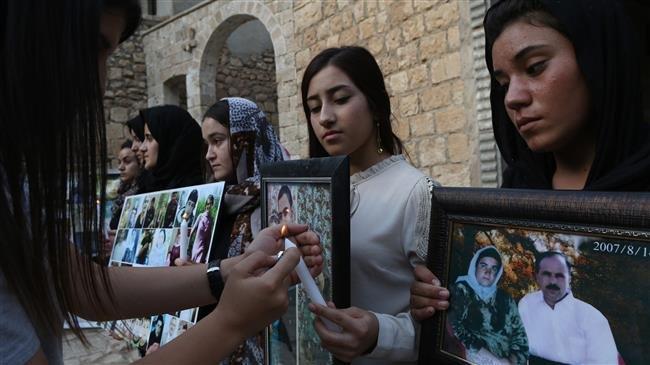 Dozen abducted Izadi women, children released in northern Iraq