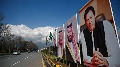 Saudi crown prince postpones Pakistan visit amid protests