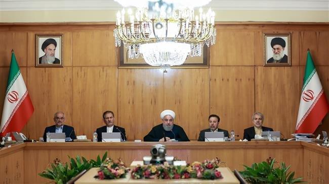 President Rouhani: Iran-US tug of war at maximum level