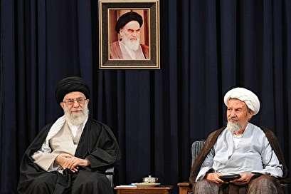 Ayatollah Khamenei offers condolences on passing of senior cleric