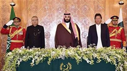 Pakistani court seeks expenditure details of Saudi crown prince's visit