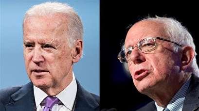 Biden, Sanders lead 2020 Democratic field in Iowa