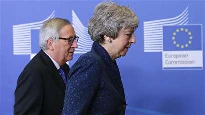 UK, EU talks on Brexit deal 'deadlocked': Downing Street