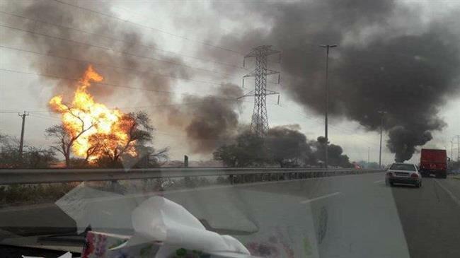 Gas pipeline explosion kills 5, injures 6 in southwest Iran