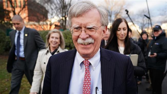Bolton dodges question on US support for Saudi, UAE dictators while discussing Venezuela
