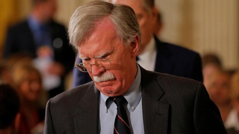 John Bolton needs treatment: Iran FM Spokesman