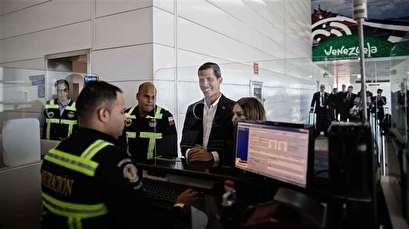 Venezuelan opposition figure Guaido returns to Caracas