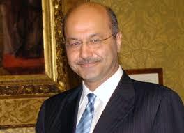 Iran-Iraq ties serving both nations: President Salih