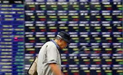 Asia shares sluggish as global growth concerns return; ECB meeting eyed
