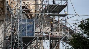 Police eye electrical short in Notre Dame probe