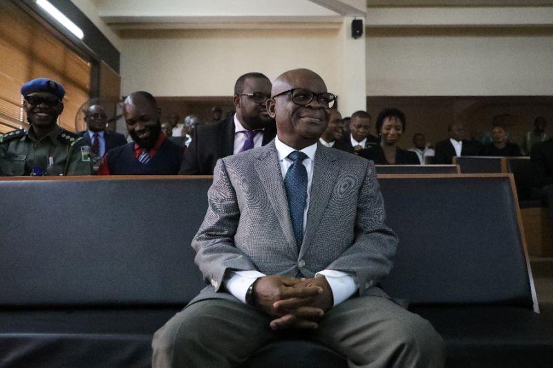 Nigeria's ex-top judge appeals graft conviction