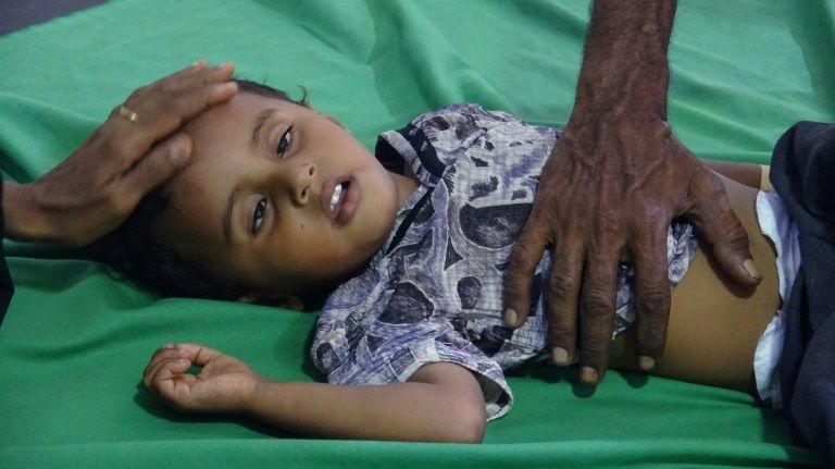Aid charity Oxfam warns of 'massive resurgence of cholera' in Yemen