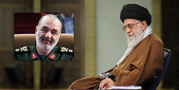 Ayatollah Khamenei appoints new IRGC chief commander