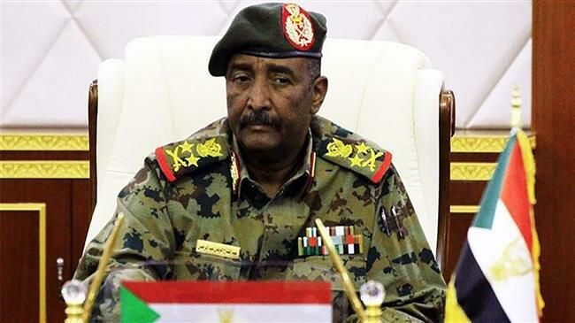 Sudan junta ruler 'committed to handing power to civilians'