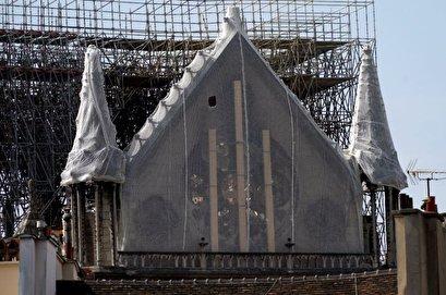 Serbia pledges 1 million euros for Notre-Dame restoration