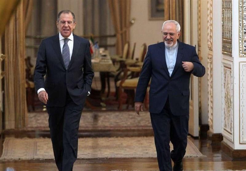 Zarif, Lavrov discuss Syria, JCPOA by phone