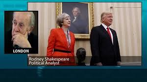 Trump a monster disguised as orange werewolf: Analyst