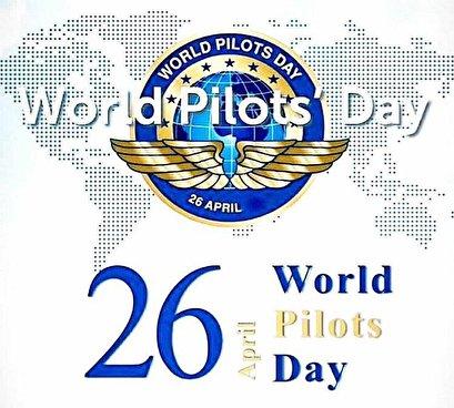 World Pilots Day - 26 April