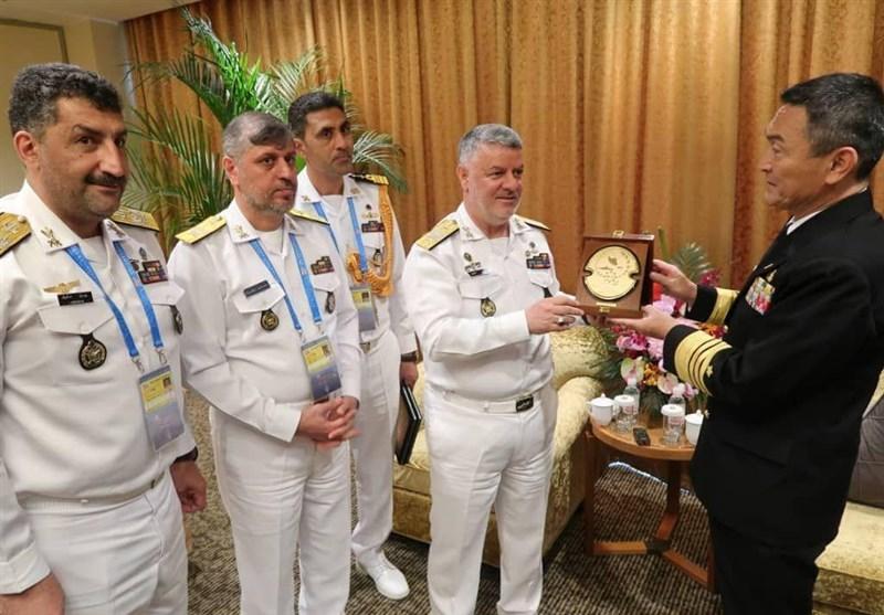 Iran to send naval flotillas to Japan, Italy