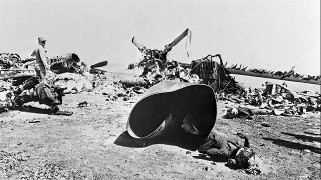 Iran marks historic US failure in Tabas Desert
