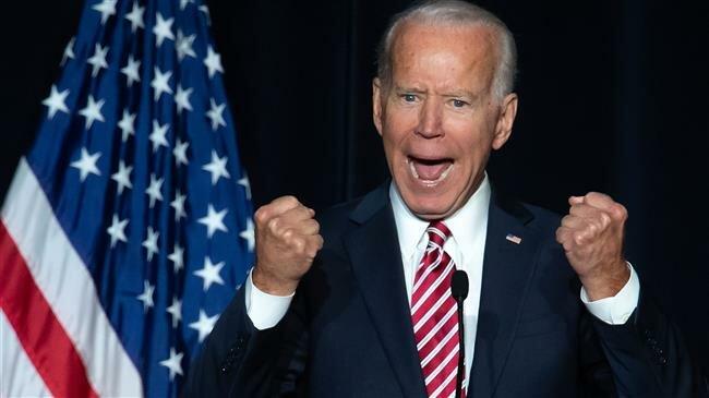Biden tops list of presumed 2020 Democratic presidential contenders