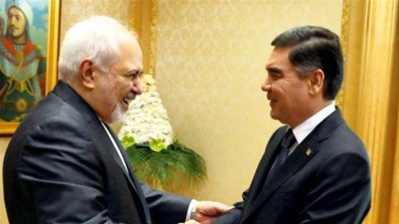 Iran and Turkmenistan discuss bilateral relation