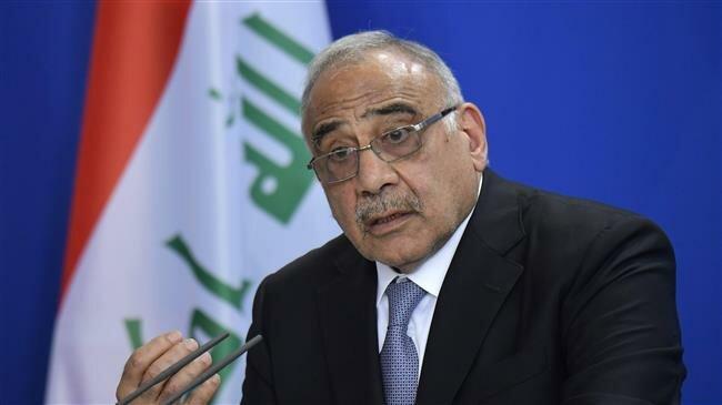 Iraqi PM hopes tensions between Washington, Tehran will eventually subside