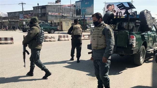 US airstrike kills 8 Afghan police officers