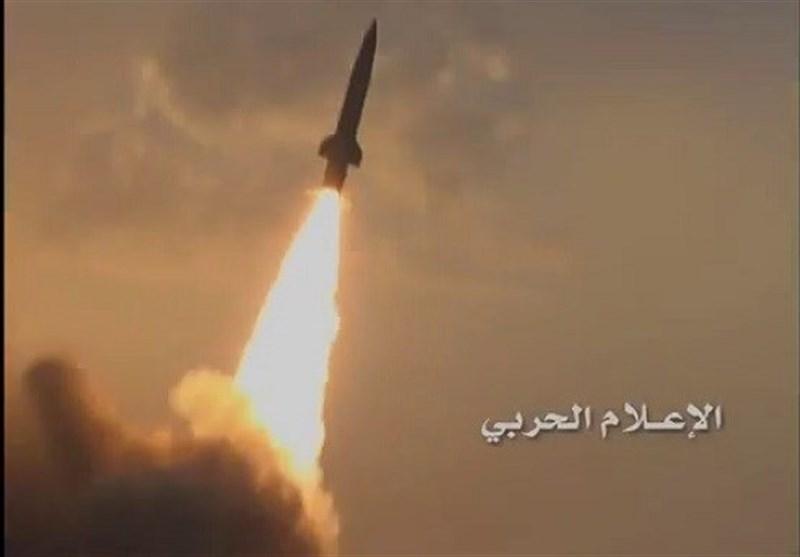 Yemen fires 5 homegrown ballistic missiles at Saudi forces, mercenaries