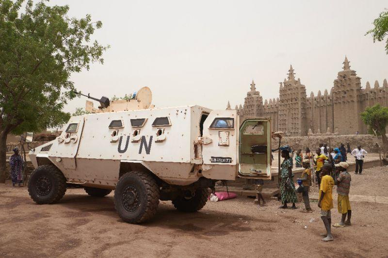 UN peacekeeper killed in Mali