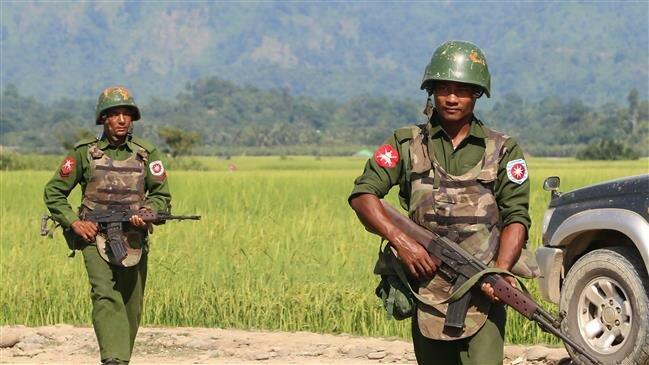 Myanmar troops shoot dead six, detain scores over suspected rebel links in Rakhine