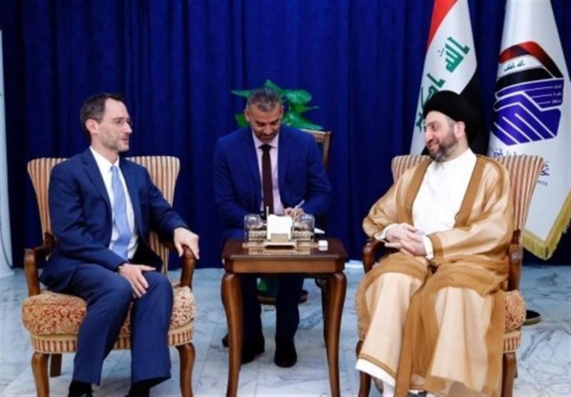 Iraq ready to mediate between Iran, US: Ammar Hakim