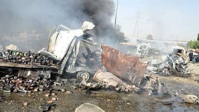 Truck bomb explosion kills five, injures eight in Iraq's Nineveh