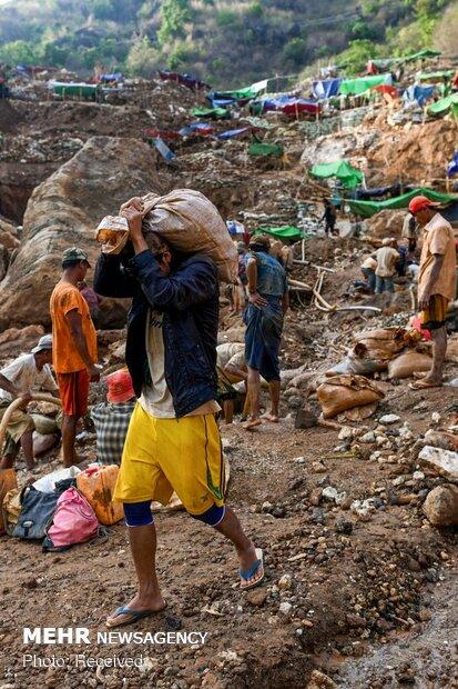 Ruby rush: Myanmar gem hunters exploit law change