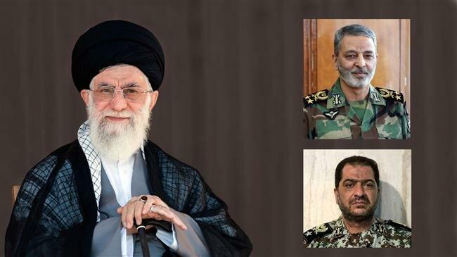 Ayatollah Khamenei appoints new air defense commanders