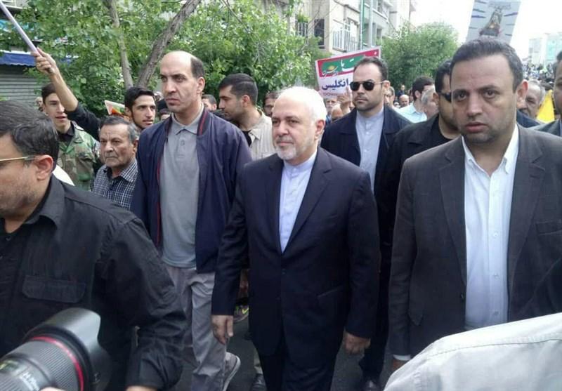 Zarif: Quds not for sale