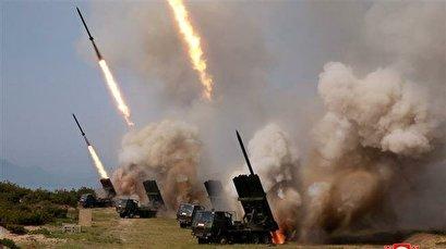 Recent rocket drill 'regular, self-defensive': North Korea