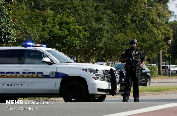 Virginia Beach shooting leaves 12 dead at municipal center