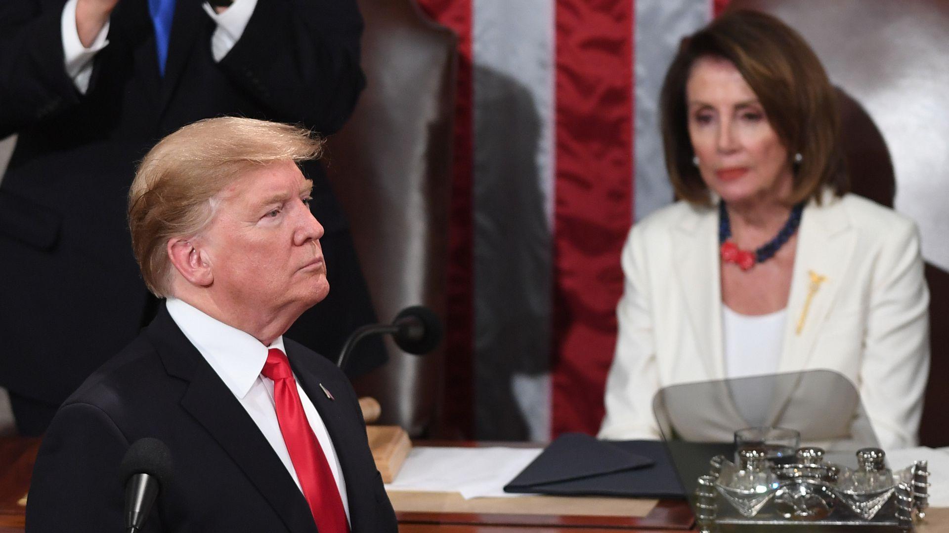 'Trump undermining US leadership role,' Democrats attack Trump for his Mexico deal