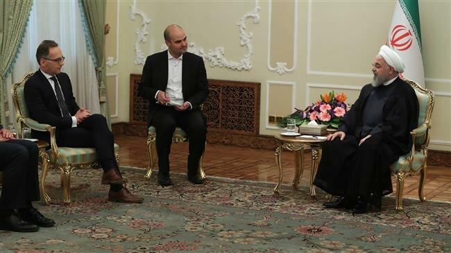 Europe must resist US economic terrorism against Iran: President Rouhani