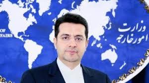 "Iranian spokesman raises concern about ""suspicious"" tanker incident in Oman Sea"