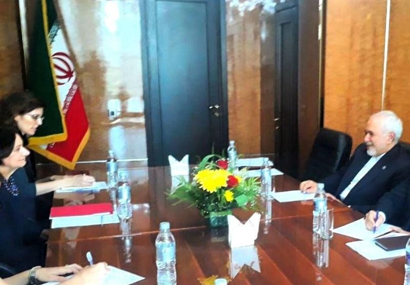 Iranian FM, UN official discuss regional, int'l issues