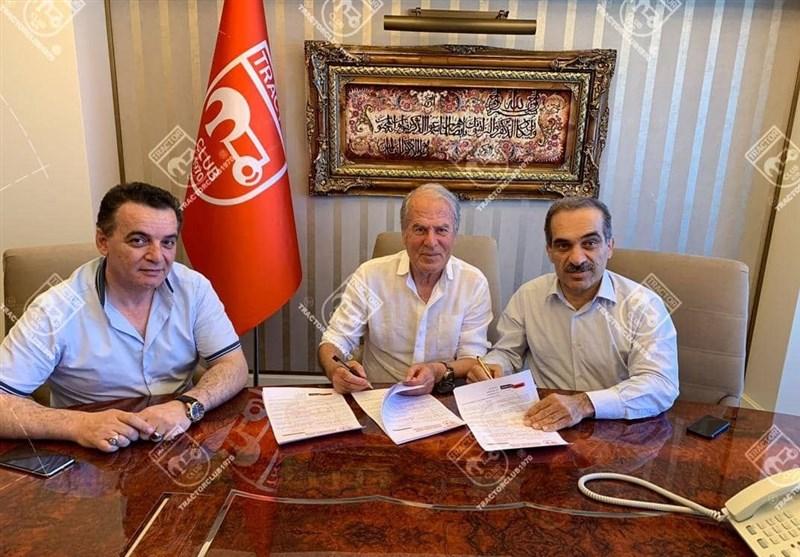 Mustafa Denizli signs for Iran's Tractor Sazi