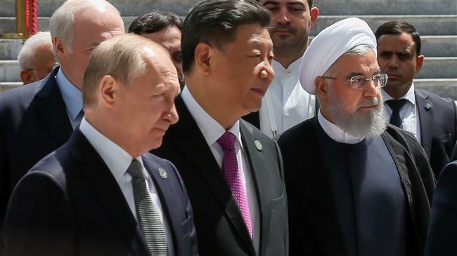 Rouhani tells SCO summit: US poses 'serious threat' to world