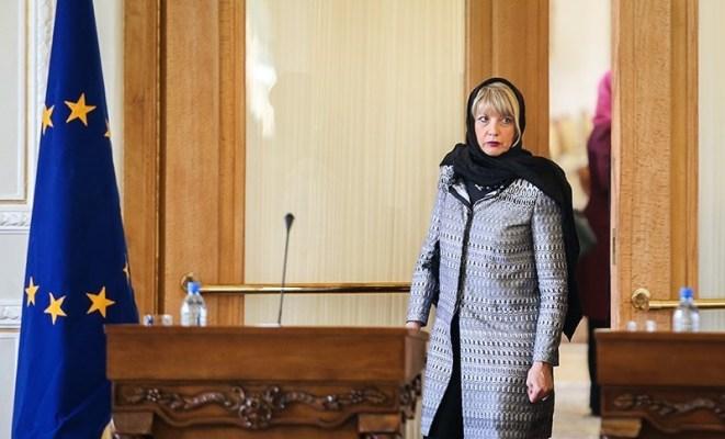 Senior EU diplomat expresses support for JCPOA